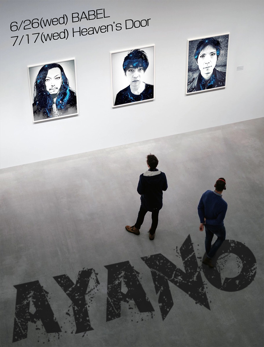 Ayano - LiveSchedule